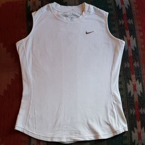 Nike fit womens muscle shirt